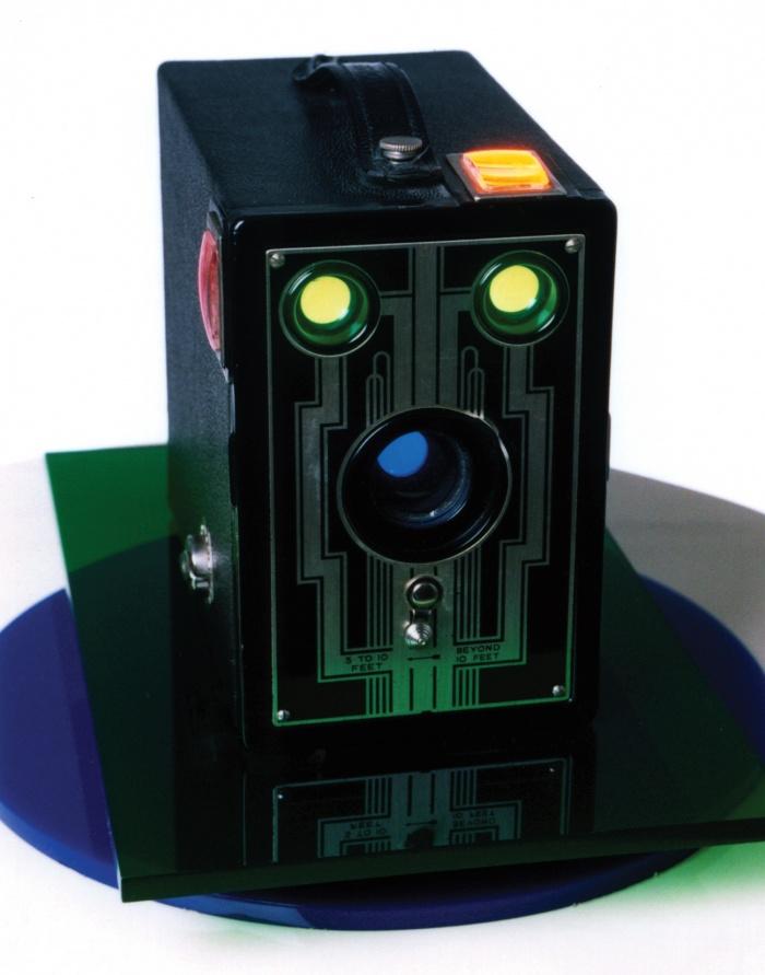 Brownie Box Camera